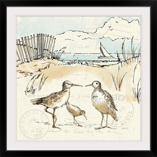 Global Gallery Anne Tavoletti Coastal Breeze XI Giclee Stretched Canvas Artwork 24 x 24