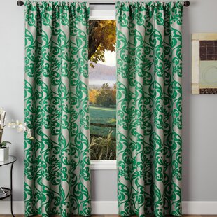 Emerald Green Curtains
