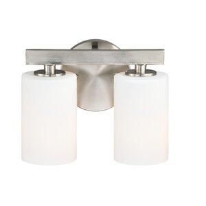 Listermann 2-Light Vanity Light