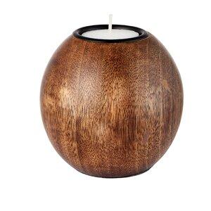 Teelichthalter RIPley aus Holz