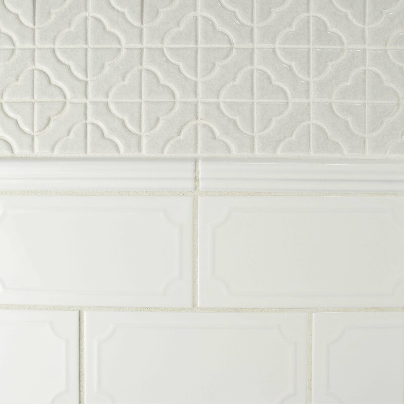 Thira 4 X 8 Ceramic Subway Tile