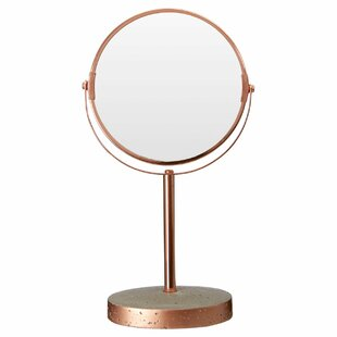 Redfield Round Swivel Makeup Mirror