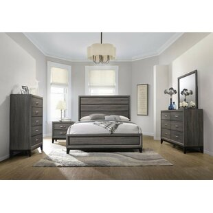 Balmer Standard Configurable Bedroom Set