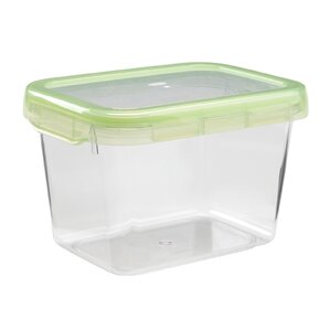 Good Grips Green Small Rectangle Locktop 5.5 Cup Food Storage Container