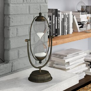 Doster Timeless Hourglass Decor