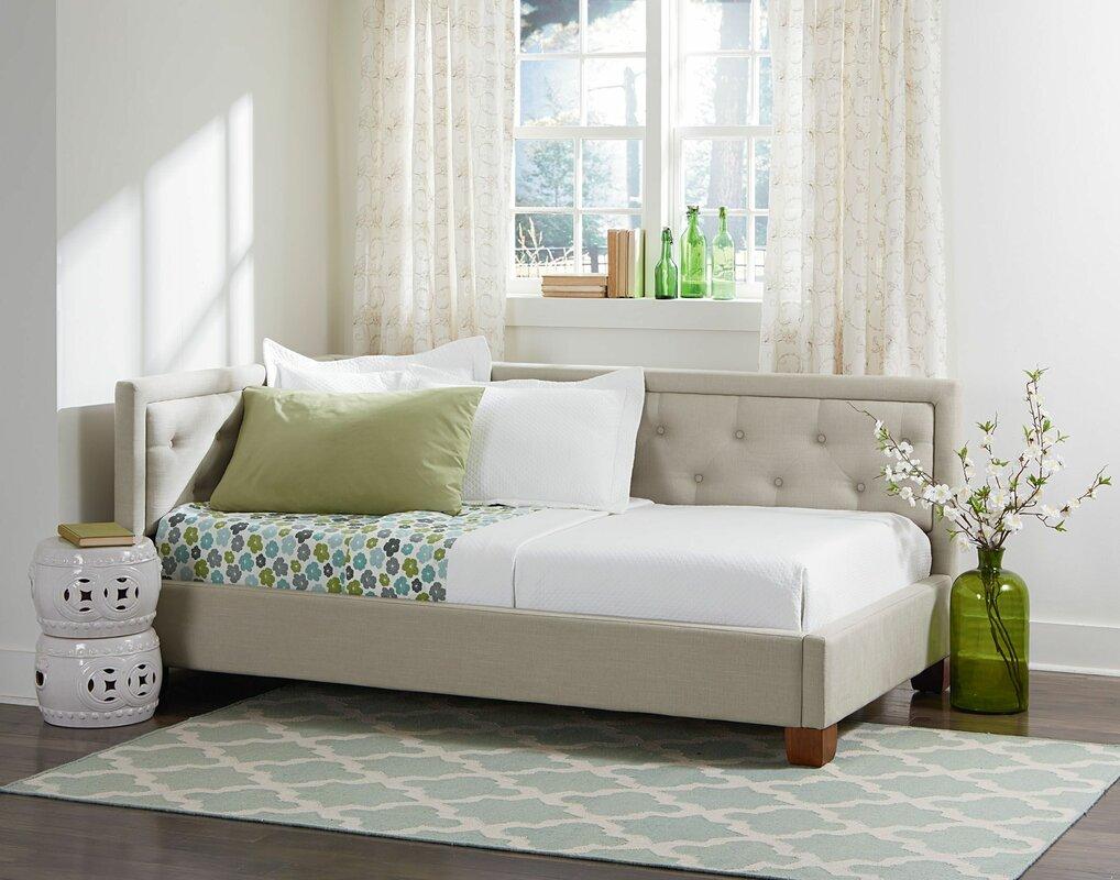 Design Corner Bed corner bed wayfair hollansburg daybed