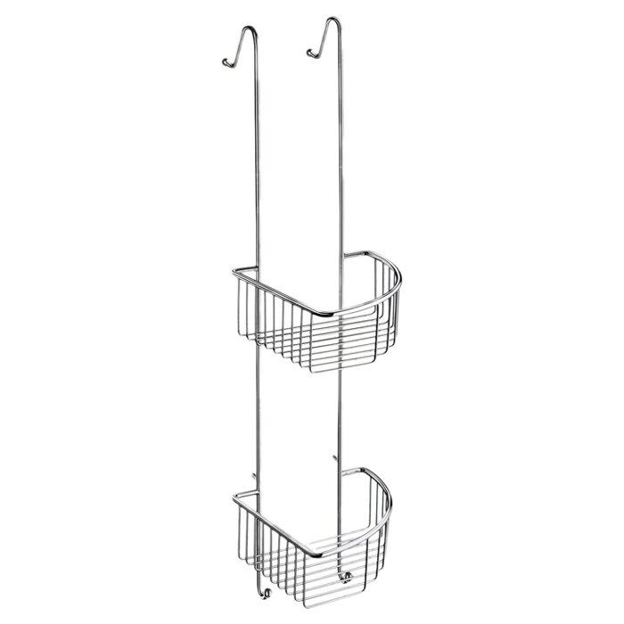 Smedbo Metal Hanging Shower Caddy & Reviews | Wayfair.co.uk