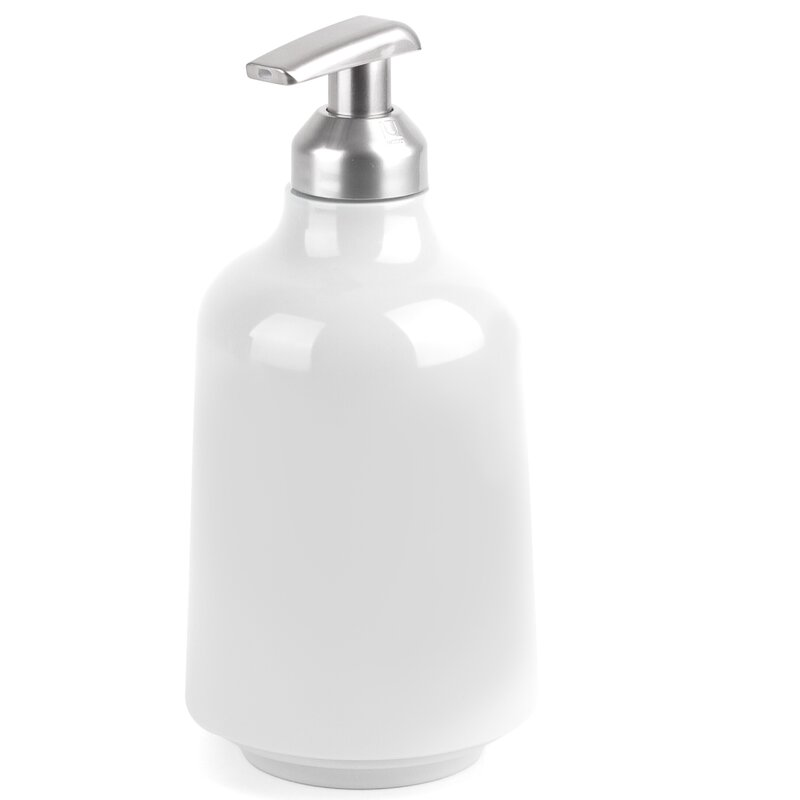 Bathroom Soap Dispenser | Step Bathroom Accessories Soap Dispenser Reviews Allmodern