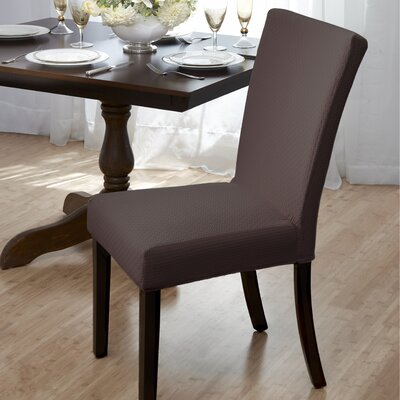 Save To Idea Board Beige Dining Room Chair Slipcover Brown