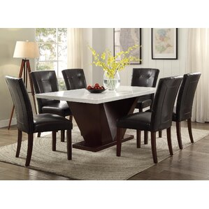 Forbes Marble Dining Table