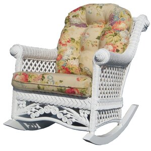 Mathys Traditional Rocking Chair by August Grove