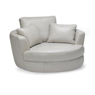 Attractive Cuddle Barrel Chair