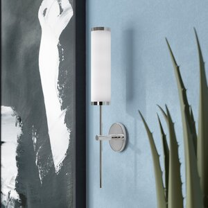 Brixey 1-Light Wall Sconce