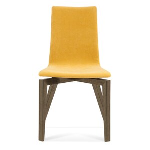 Slip U Upholstered Dining Chair by Saloom..