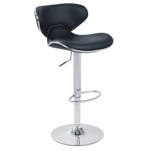 Lillian Height Adjustable Bar Stool By Riley Ave.