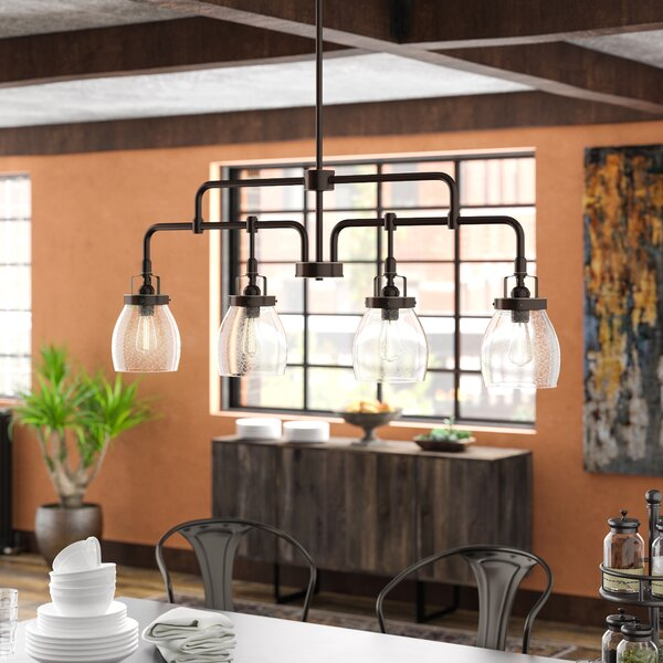 Trent Austin Design Panorama Point Heirloom Bronze 4-Light
