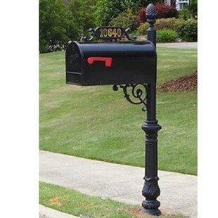 Column Mailbox Inserts | Wayfair