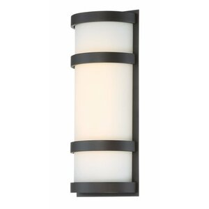 Latitude 1-Light LED Outdoor Sconce