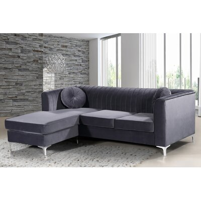 Reversible Sectional Sofas Joss Amp Main