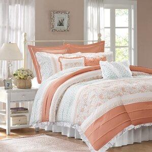 chambery 180 thread count 100 cotton comforter set