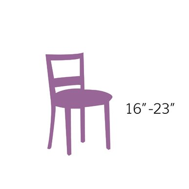 Table Height Stools Are Shorter Than Counter Or Bar And Can Be A Good Alternative To Chairs At Dining Breakfast Nook