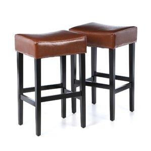 Ridgedale 30  Bar Stool (Set ...  sc 1 st  Wayfair & Backless Bar Stools Youu0027ll Love | Wayfair islam-shia.org