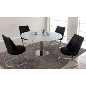 Tami Extendable Dining Table by Chintaly Imports