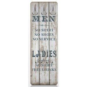 Wandgarderobe Men and Ladies