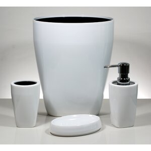 Cessna 4-Piece Bathroom Accessory Set