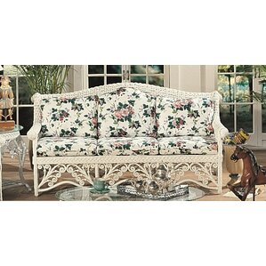 August Grove Mathys Traditional Floral Sofa Image