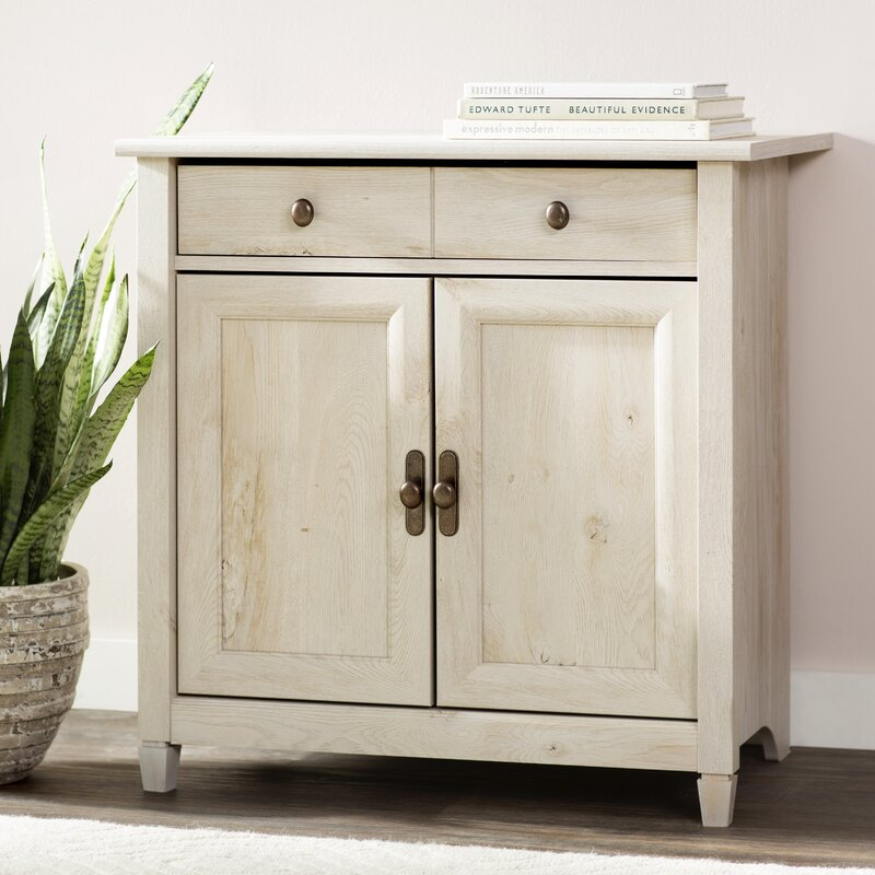 Lark Manor Lemire 1 Drawer Accent Cabinet & Reviews   Wayfair
