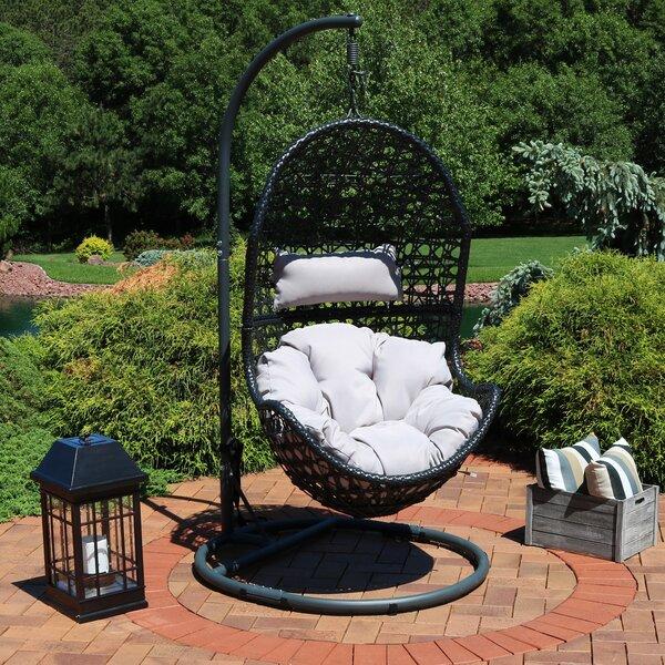 Outdoor Hanging Egg Chair Wayfair Ca