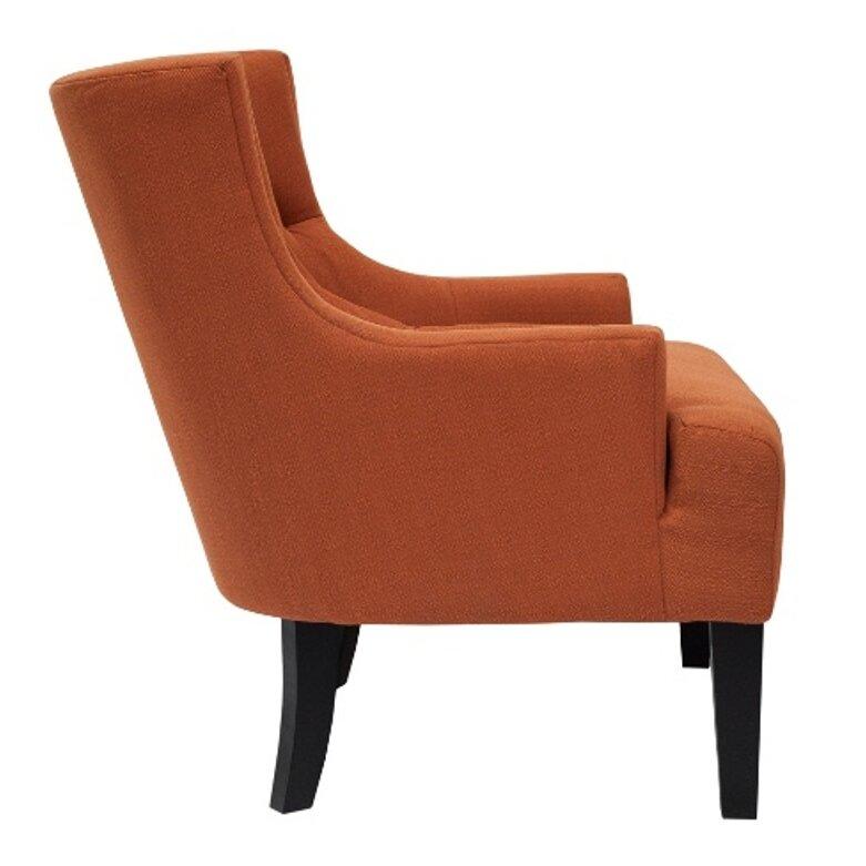 Erwin Living Room Barrel Arm Chair - Alcott Hill Erwin Living Room Barrel Arm Chair & Reviews Wayfair