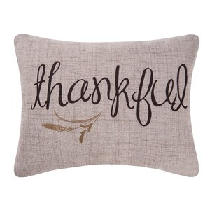 Thankful Lumbar Pillow