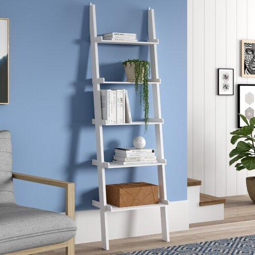 Bücherregal CELESTE von WAYFAIR BASICS Weiß