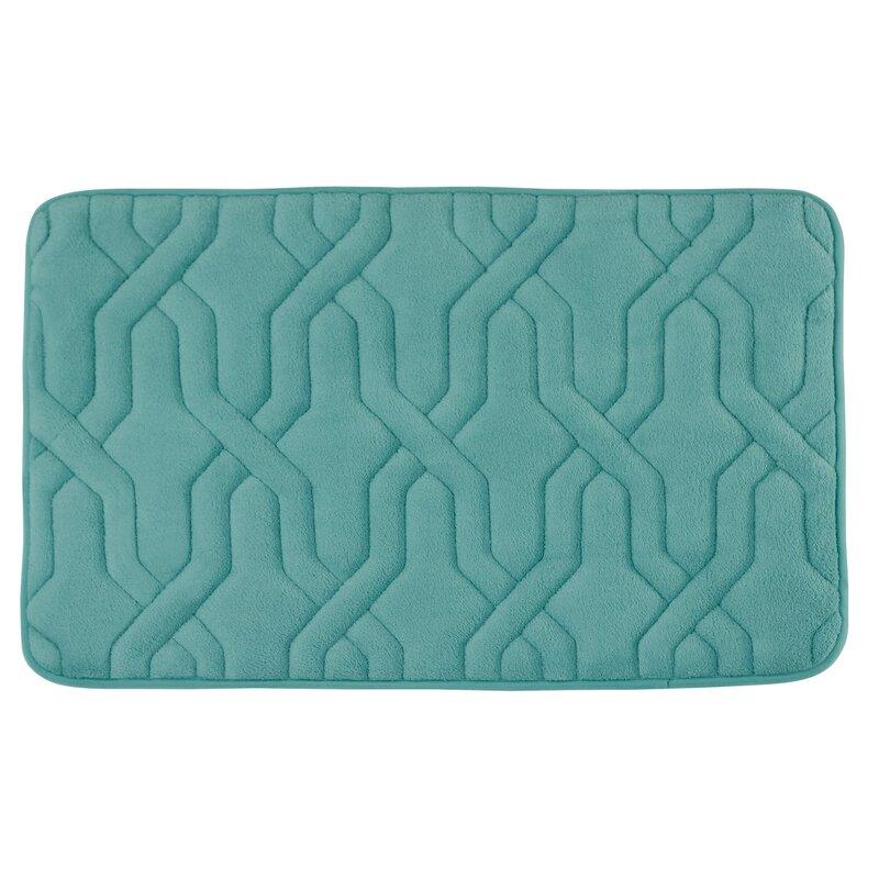 Drona Premium Micro Plush Memory Foam Bath Mat
