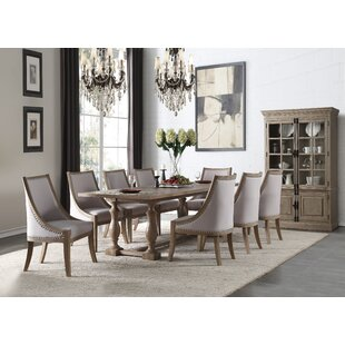 Asuncion 9 Piece Dining Set