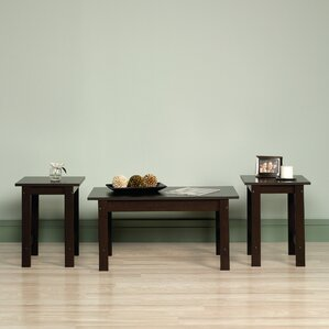 Nice Everett 3 Piece Coffee Table Set