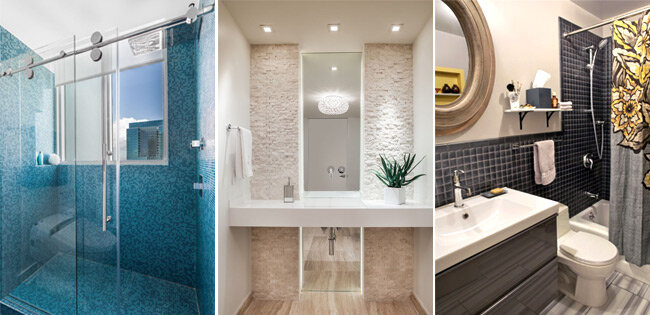 Admirable How To Choose Bathroom Tile Colors Wayfair Home Interior And Landscaping Eliaenasavecom
