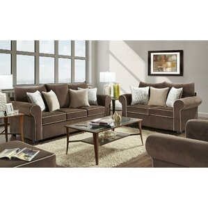 York Configurable Living Room Set by Chelsea Home