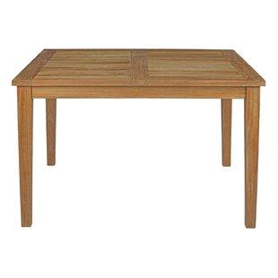 Tables Hautes De Terrasse Matériau Tissé Rotin Wayfairca