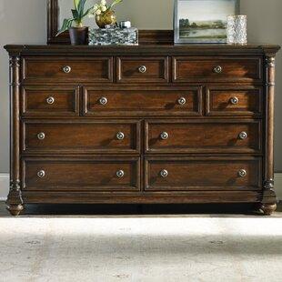 Leesburg 10 Drawer Dresser