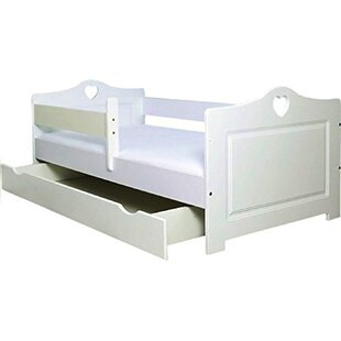 Herminia Convertible Toddler Bed by Viv   Rae