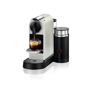 Citiz Espresso Maker with Milk Frother