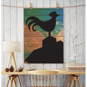 Farm Wall Art contemporary farm wall art | wayfair