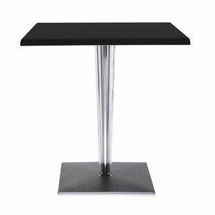 Black Stone Top Dining Table Wayfair - Stone top rectangular dining table