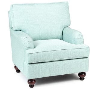Westhampton Keely Mineral Armchair by Rosecliff Heights