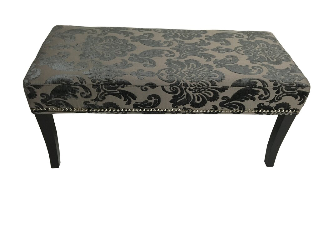 Exceptional Damask Bench Part - 7: Fan Damask Bench