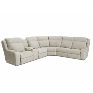 Nakale Power Reclining Sectional by Red Barrel Studio