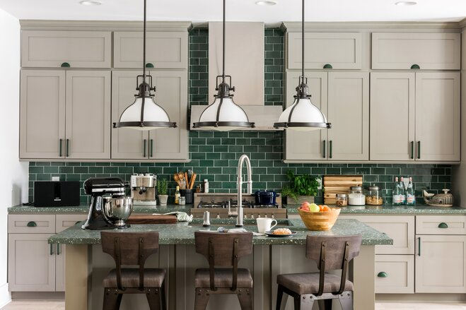 The HGTV Dream Home Kitchen Is A Chefs Fantasy Wayfair - How to get hgtv to remodel my kitchen for free